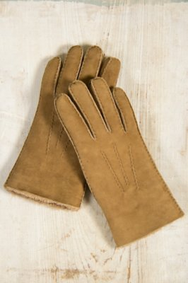 Men's Shearling Sheepskin Gloves