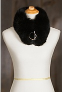 Canadian Fox Fur Collar