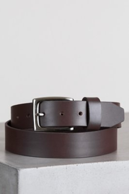Beck Basic Leather Belt