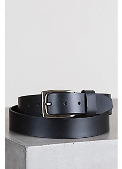 Men's Beck Basic Leather Belt