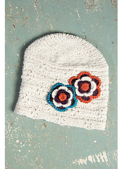 Women's Cotton Floral Hat