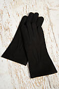 Women's Dents Sueded Deerskin and Lambskin Leather Gloves with Cashmere Lining