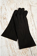 Men's Dents Sueded Deerskin and Lambskin Leather Gloves with Cashmere Lining