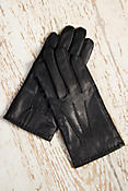 Men's Dents TouchTech Lambskin Leather Gloves with Fleece Lining