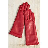 Vintage Style Gloves Womens Dents Danesfield Cashmere-Lined Leather Gloves NAVY Size 8 $199.00 AT vintagedancer.com