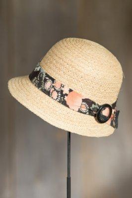 Mermaid Dream Goorin Brothers Straw Cloche Hat
