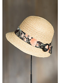 Goorin Bros. Mermaid Dream Straw Cloche Hat