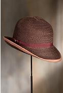 Nandana Goorin Brothers Straw Cloche Hat