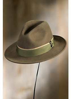 Bear Goorin Brothers Wool Fedora Hat
