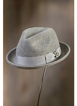 Rude Boy Goorin Brothers Wool Fedora Hat