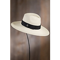 Panama Big Brim Safari Straw Hat