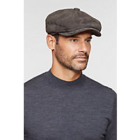 Stetson Classic Suede Ivy Cap, BROWN