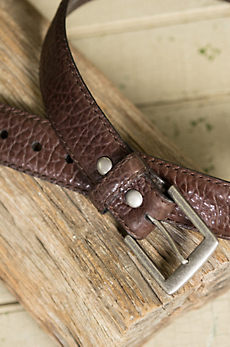 Overland Poni Bison Leather Belt