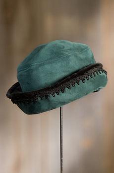 Fancy Sailor Shearling Sheepskin Hat