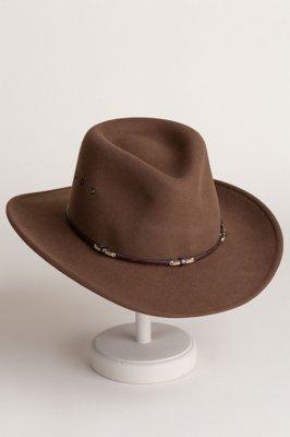 Stetson Wildwood Crushable Wool Hat