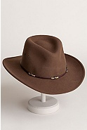 Wildwood Crushable Wool Stetson Hat
