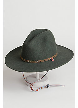 Lonesome Trail Crushable Wool Stetson Hat