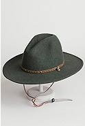 Stetson Lonesome Trail Crushable Wool Hat