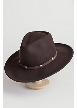 Stetson Tahoe Crushable Wool Hat