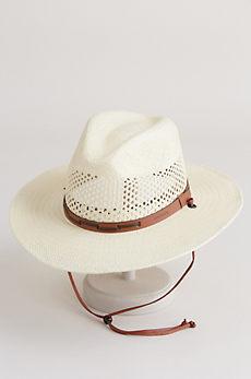 Stetson Airway Breezer Straw Panama Hat