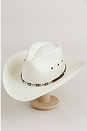 Stetson Horizon Crushable Straw Hat