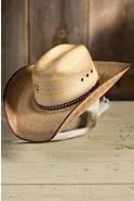 Stetson Comanche B Straw Hat