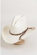 Stetson Shantung Gus Straw Hat