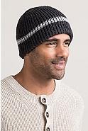 Classic Stripe Wool Hat