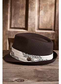 The Moretti Goorin Brothers Fedora Hat