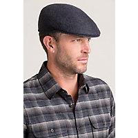 495e00c68b9 Crushable Wool Felt Ascot Hat CHARCOAL Size Large 24andquot