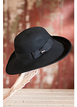Big Brim Wool Felt Hat