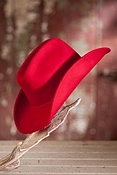 Women's Wool Felt Cattlemen Hat