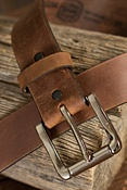 Men's Extreme Leather Belt