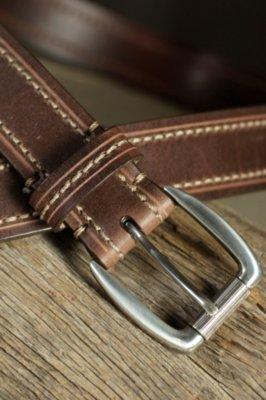Nob Hill Leather Belt