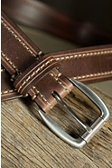 Nob Hill Leather Belt