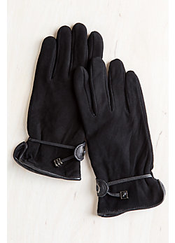 Women's Deerskin Driver's Gloves