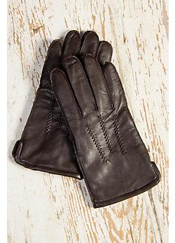 Men's Lambskin Leather Gloves