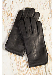 Classic Goatskin Leather Gloves