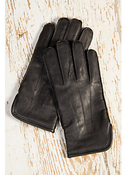 Classic Goatskin Leather Gloves