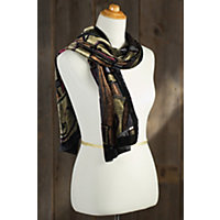 Picasso Silk Velvet Scarf Western & Country