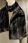 Women's Birchwood Silk Velvet Scarf