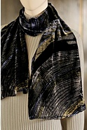 Birchwood Silk Velvet Scarf
