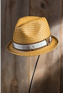 Children's Hammond Jr. Goorin Brothers Straw Fedora Hat