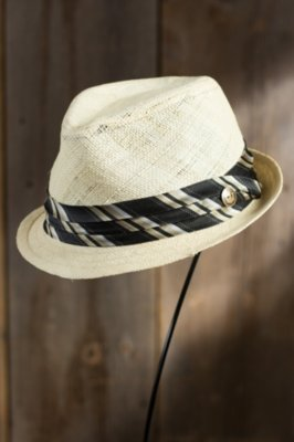 Goorin Bros. Duke Chandler Straw Fedora Hat