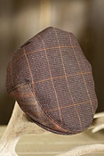 Dark Forest Goorin Brothers Wool Ivy Cap