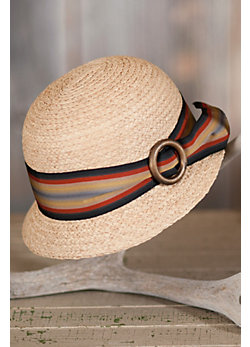 Women's Allison Goorin Brothers Straw Cloche Hat