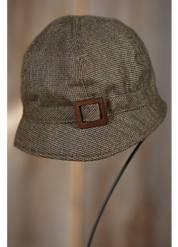 Marney Goorin Brothers Wool-Blend Cloche Hat