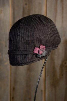 Goorin Bros. Lady Scarlet Wool Schoolboy Hat