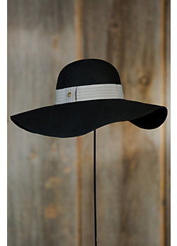 Women's Coco Goorin Brothers Wool Floppy Hat