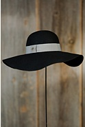 Women's Goorin Brothers Coco Wool Floppy Hat